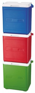 5 gallon cooler stackable