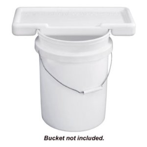 five gallon bucket cutting board