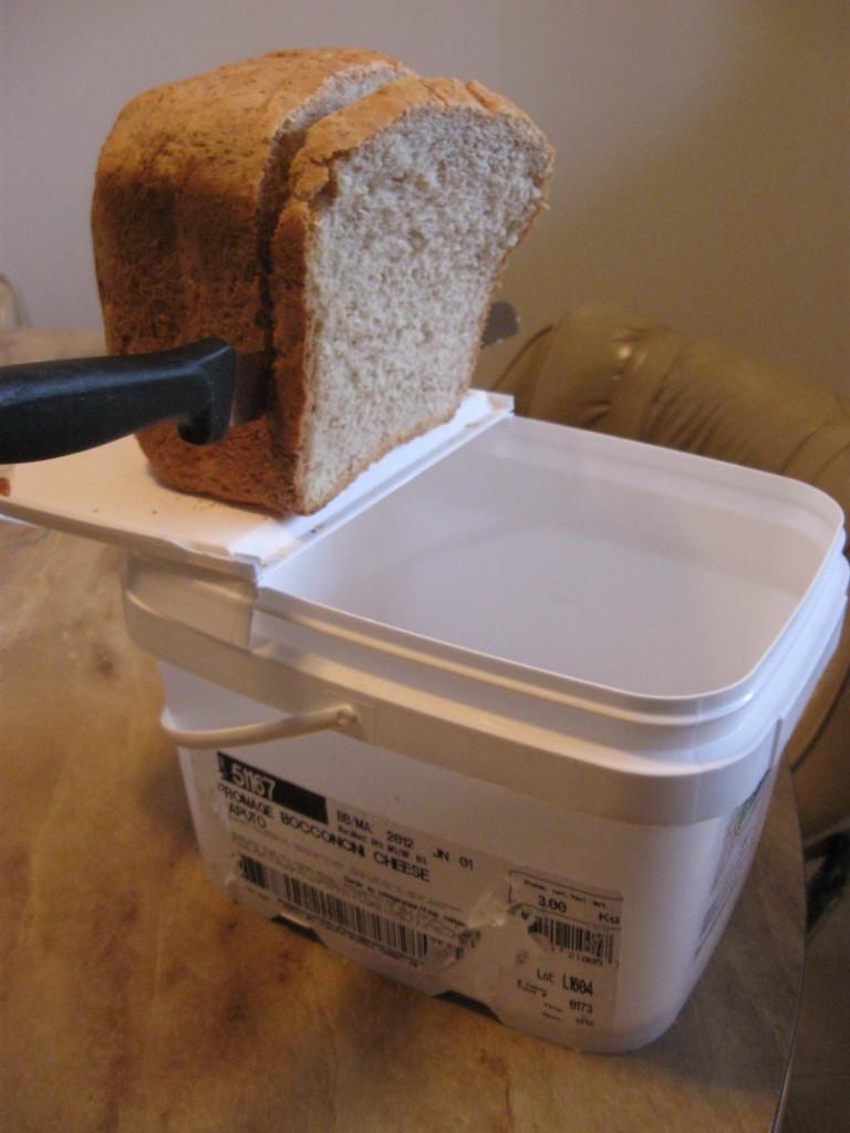 Bread Box Cutting Board