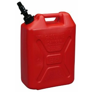 five gallon jerry can