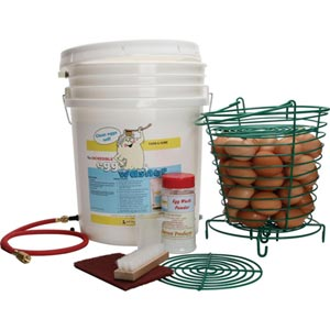 5 gallon bucket egg washer