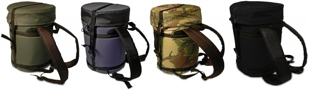 Bucket backpack