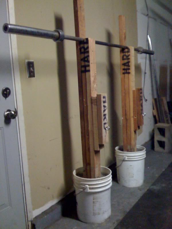 Workout Equipment Five Gallon Ideas