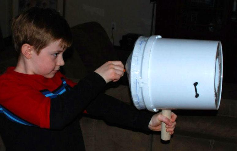 Air Cannon Five Gallon Ideas
