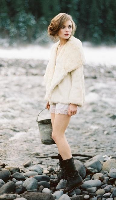 fashion bucket