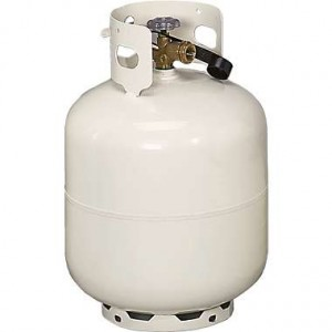 5 gallon propane tank