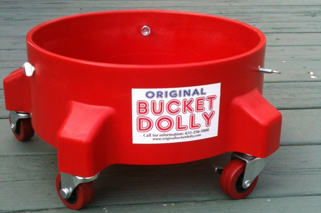 the original bucket dolly 5 gallon bucket