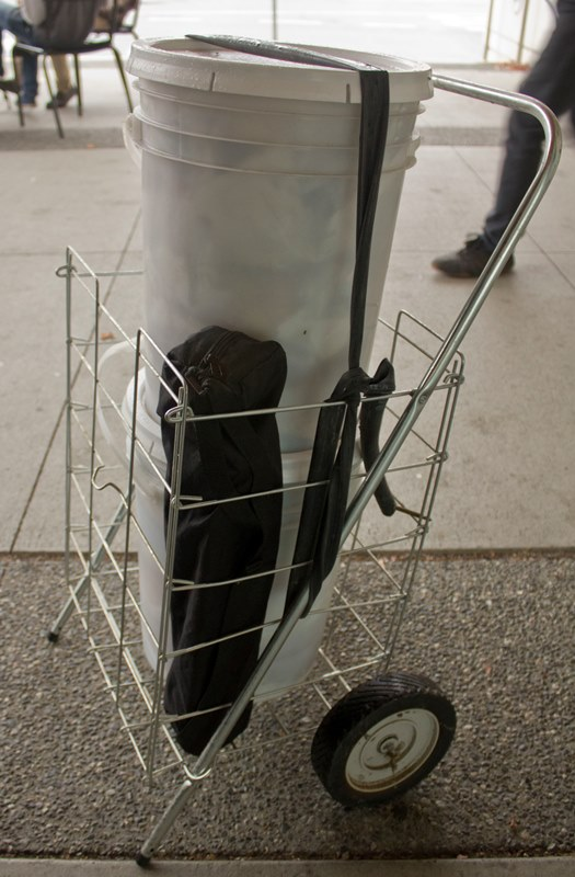 Bucket Carts Amp Folding Carts Five Gallon Ideas