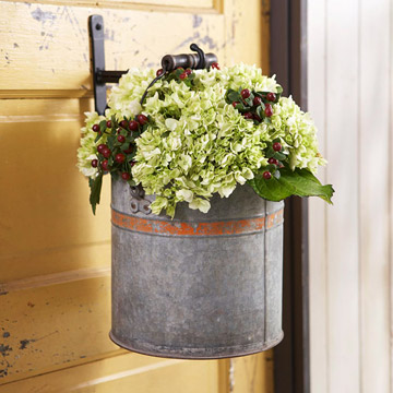 hanging-bucket