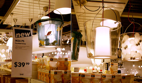ikea bucket lamps