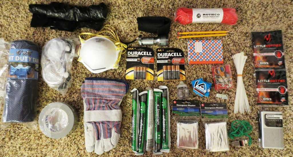 general-emergency-kit-supplies