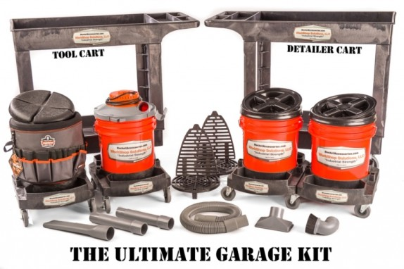 Giveaway Ultimate Garage Kit And Other Bucket Accessories Five