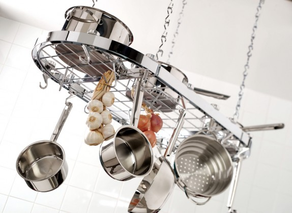 stainless-steel-cookware-hanging-pots