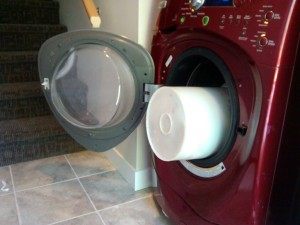 bucket-fits-perfectly-in-washing-machine