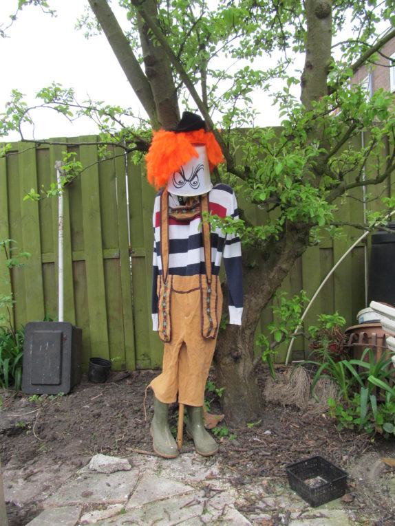 scarecrow final result