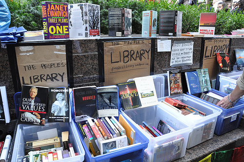 bucket library