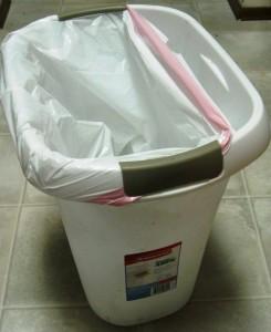 5 gallon trash can FAIL