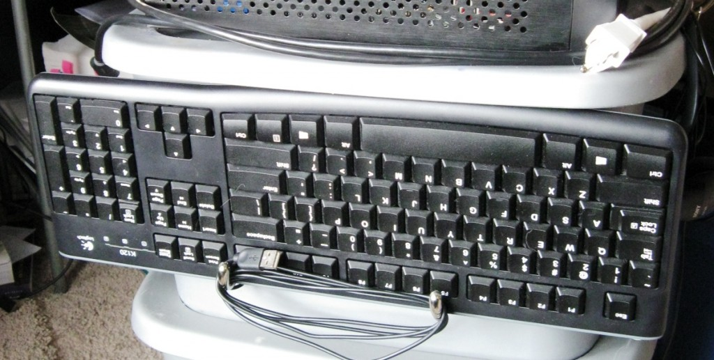 bucket hooks keyboard