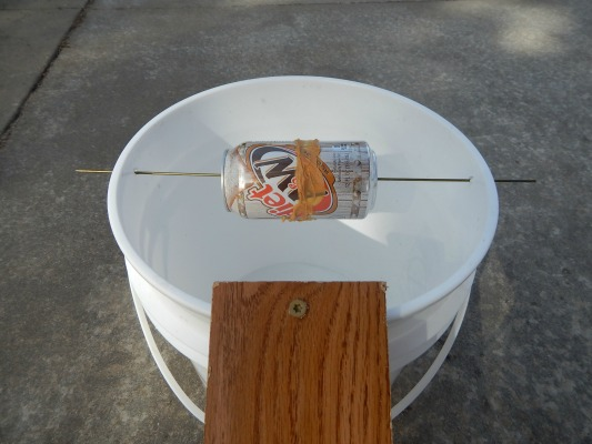 Build A Bucket Mousetrap