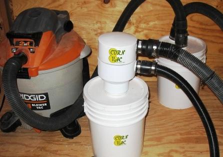 corn-cleaner-setup