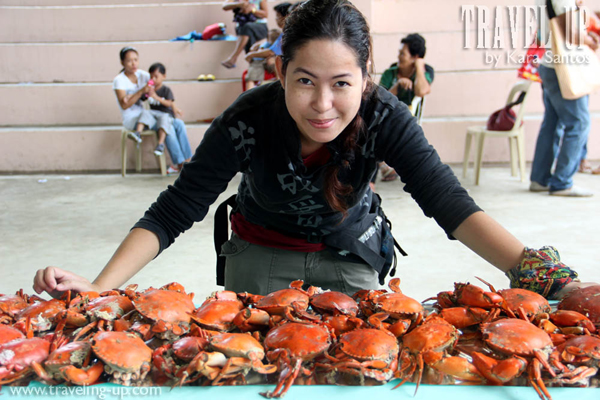 crab vendor phillipines