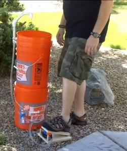 5 gallon bucket sink
