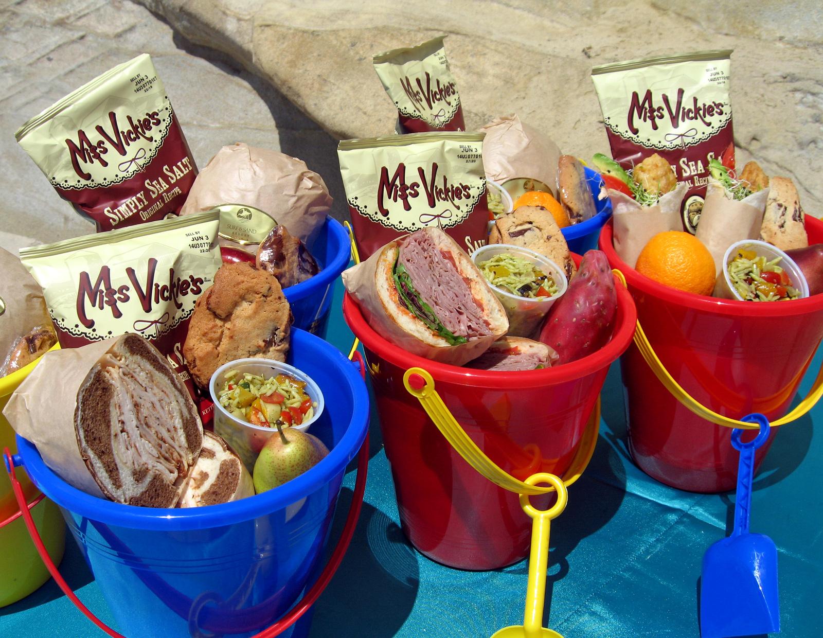 Beach Bucket Five Gallon Ideas