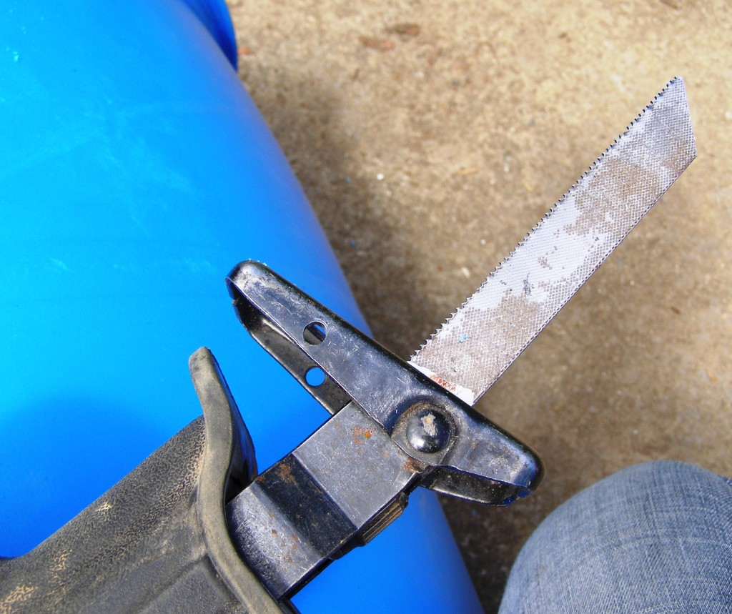 sawzall blade