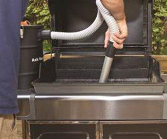 vacuuming-ash-grill