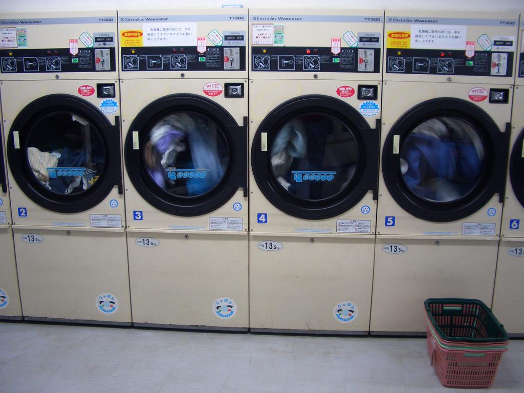 laundromat-credit