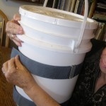 Review: Five Gallon Pack as a Harvest Pail