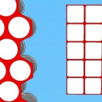 Square and Round Bucket Storage Efficiencies