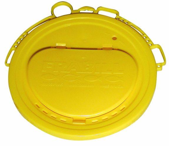 bait bucket lid