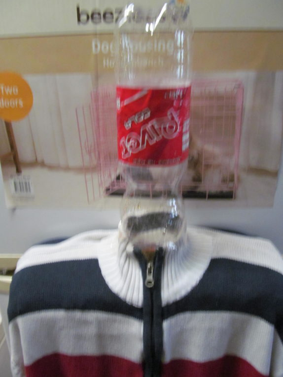 broomstick sweater bottle