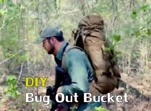 DIY Bug Out Bucket cover image