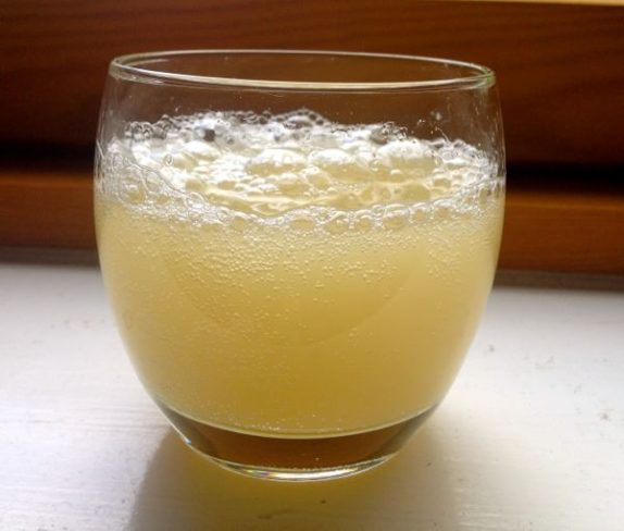 ginger beer top