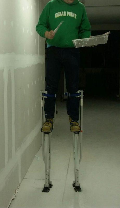 professional stilts GypTool Pro